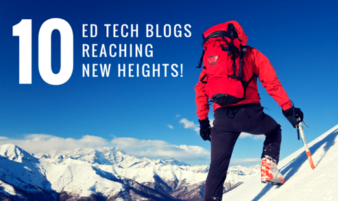 Ed Tech Blogs REaching