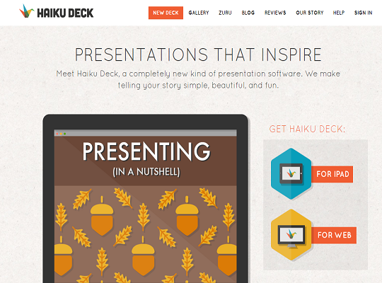 best-presentation-tools-Haiku