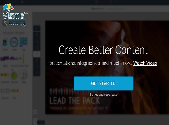 best-presentation-tools-Visme