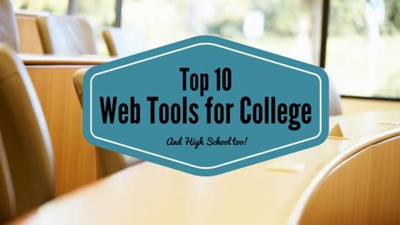 Top 10 Web Tools