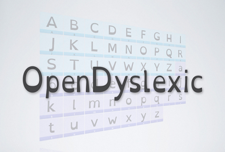 Open Dyslexic Chrome Extension for Educators